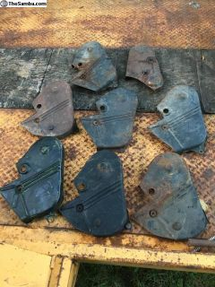 1.6L diesel metal timing belt covers