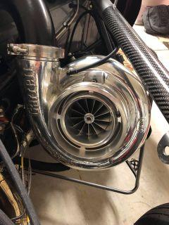 Garrett GTX 5533R Gen 2 Turbochargers