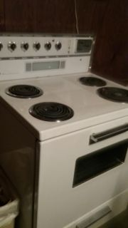 Older Kenmore Electric Oven