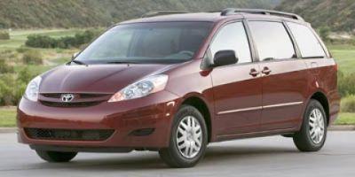 2006 Toyota Sienna LE 7 Passenger (Silver)