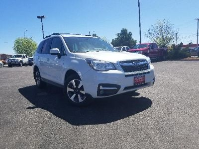 2017 Subaru Forester 2.5i Premium (Crystal White Pearl)