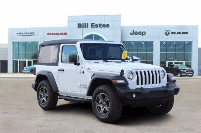 2018 Jeep Wrangler Sport S (Bright White Clearcoat)