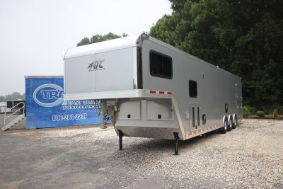 2016 ATC QUEST 40ft Enclosed Aluminum Toy Hauler