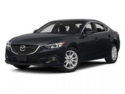 2014 Mazda Mazda6 i Sport (Liquid Silver Metallic)
