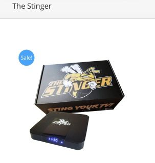 Stinger Android Streaming Media Device