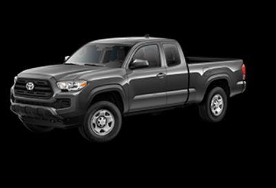 2018 Toyota Tacoma SR (Magnetic Gray Metallic)