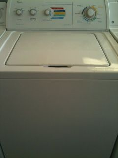 WHIRLPOOL WASHER ULTIMATE CARE II HEAVY DUTY 30 DAY WARRANTY/DELIVERY/