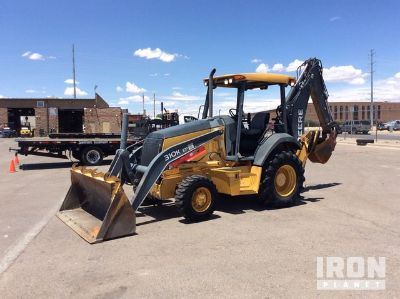 2013 John Deere 310K EP 4x4 Backhoe Loader