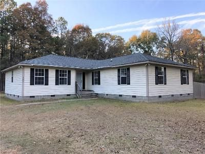 4 Bed 2 Bath Foreclosure Property in Dry Prong, LA 71423 - R A Mcgee Road