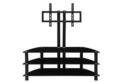 $94, Matteo Mount Black TV Stand- GREAT PRICE