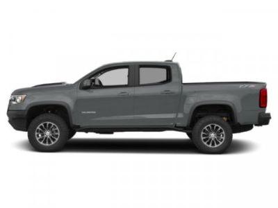 2019 Chevrolet Colorado 2WD Work Truck (Satin Steel Metallic)