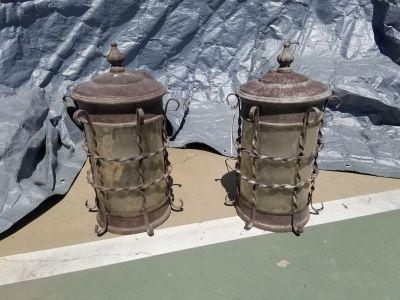 Antique Coach Lights
