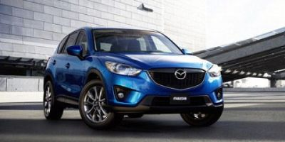 2013 Mazda CX-5 Touring (Black Mica)