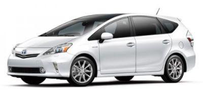 2013 Toyota Prius v Two ()