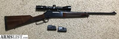 For Sale/Trade: Browning BLR 308