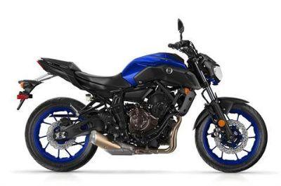 2018 Yamaha MT-07 Sport Motorcycles Bessemer, AL