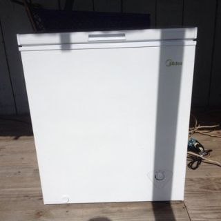 chest freezer 5cu ft