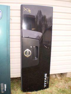 RARE Nissan Titan 2004 2005 2006 2007 2010 2011 2012 tailgate trunk lid OEM