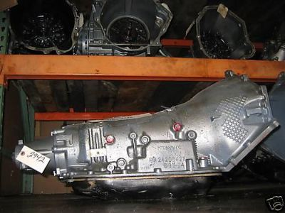 Buy GM/CHEVY 4L80E REMANUFACTURED TRANSMISSION 1997-2002 #2942B FREE SHIPPING motorcycle in Denver, Colorado, US, for US $1,475.00