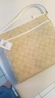 New with tags Coach purse
