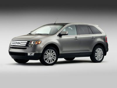 2009 Ford Edge Limited (Sterling Gray CC Metallic)