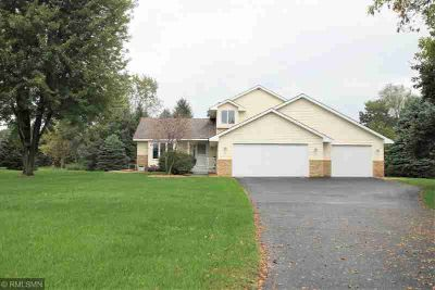 2040 151st Avenue NE Ham Lake Five BR, Lots of space on a 1 acre