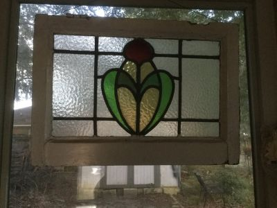 Antique Stain Glass Windows