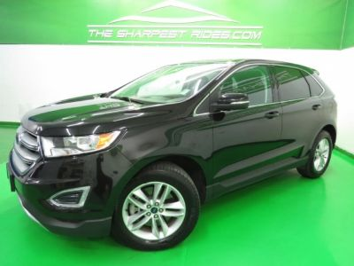 2015 Ford Edge SEL AWD ECOBOOST Leather BackUp Cam