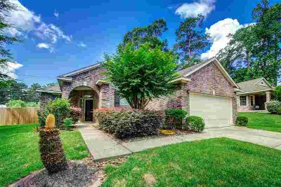 161 April Waters Drive Conroe Three BR, Custom home in