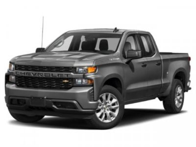2019 Chevrolet Silverado 1500 Custom Trail Boss (Summit White)
