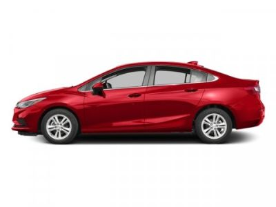 2016 Chevrolet Cruze LT (Red Hot)