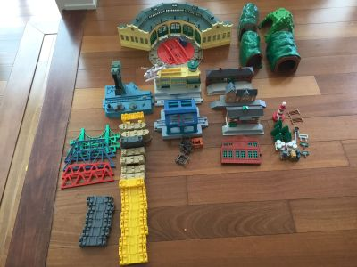 HUGE Thomas the Train (Trackmaster) Lot