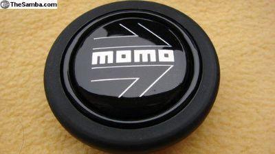 Porsche Momo Steering Wheel Horn Button