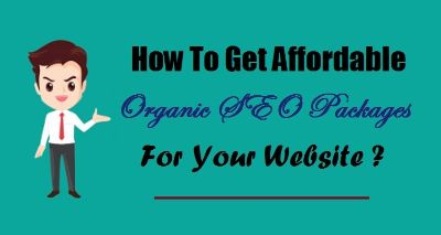How To Get Affordable Organic SEO Packages For Your Website ?