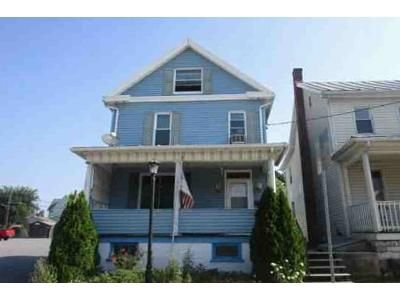 3 Bed 1 Bath Foreclosure Property in Martinsburg, PA 16662 - E Allegheny St