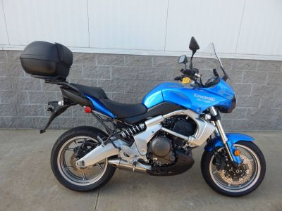 2009 Kawasaki ER-6n Sport Motorcycles Concord, NH
