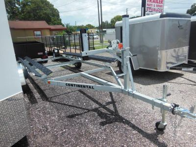 2019 Continental Trailers CP2024 PONTOON