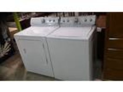 Maytag Centennial Commercial Washer / Dryer Set - Local