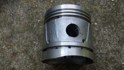 Sell NORS 1937 1938 1939 1940 1941 1942 Ford V8 Piston Set Super Duty Type .030 over motorcycle in Fairmount, Georgia, United States, for US $120.00