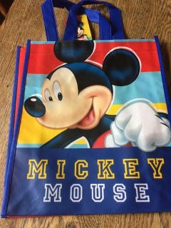 New Mickey Mouse tote bag