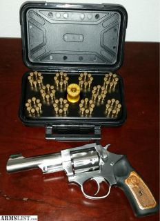 For Sale: Ruger SP101 .22lr Revolver
