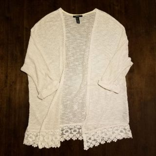Forever 21 | Lace Summer Sweater