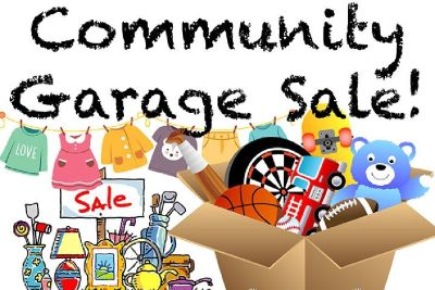 Sugarloaf Commons Community Wide Yard Sale!!!!