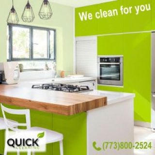 House cleaning services in chicago *quickclean*