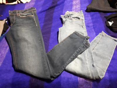 Good used condition womens Jeans