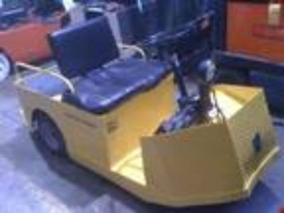 Electric Taylor Dunn SS-536 Tow Tractor