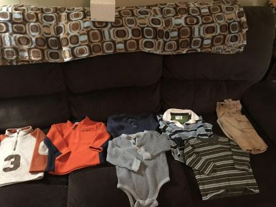 7 piece Old Navy Lot - Size 18-24months.