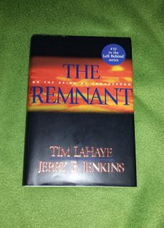 The Remnant, #10 Left Behind Series, Hardcover
