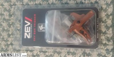 For Sale: Zev ssr trigger