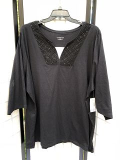 Womens Plus Size 4X Shirt by Avenue New